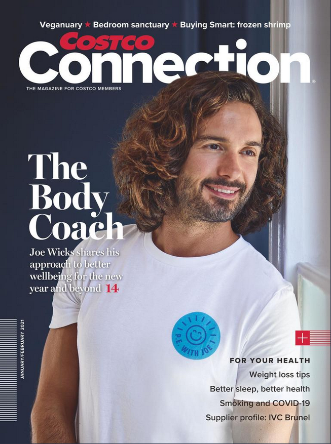 Costco Magazine December 2020 The Costco Connection UK