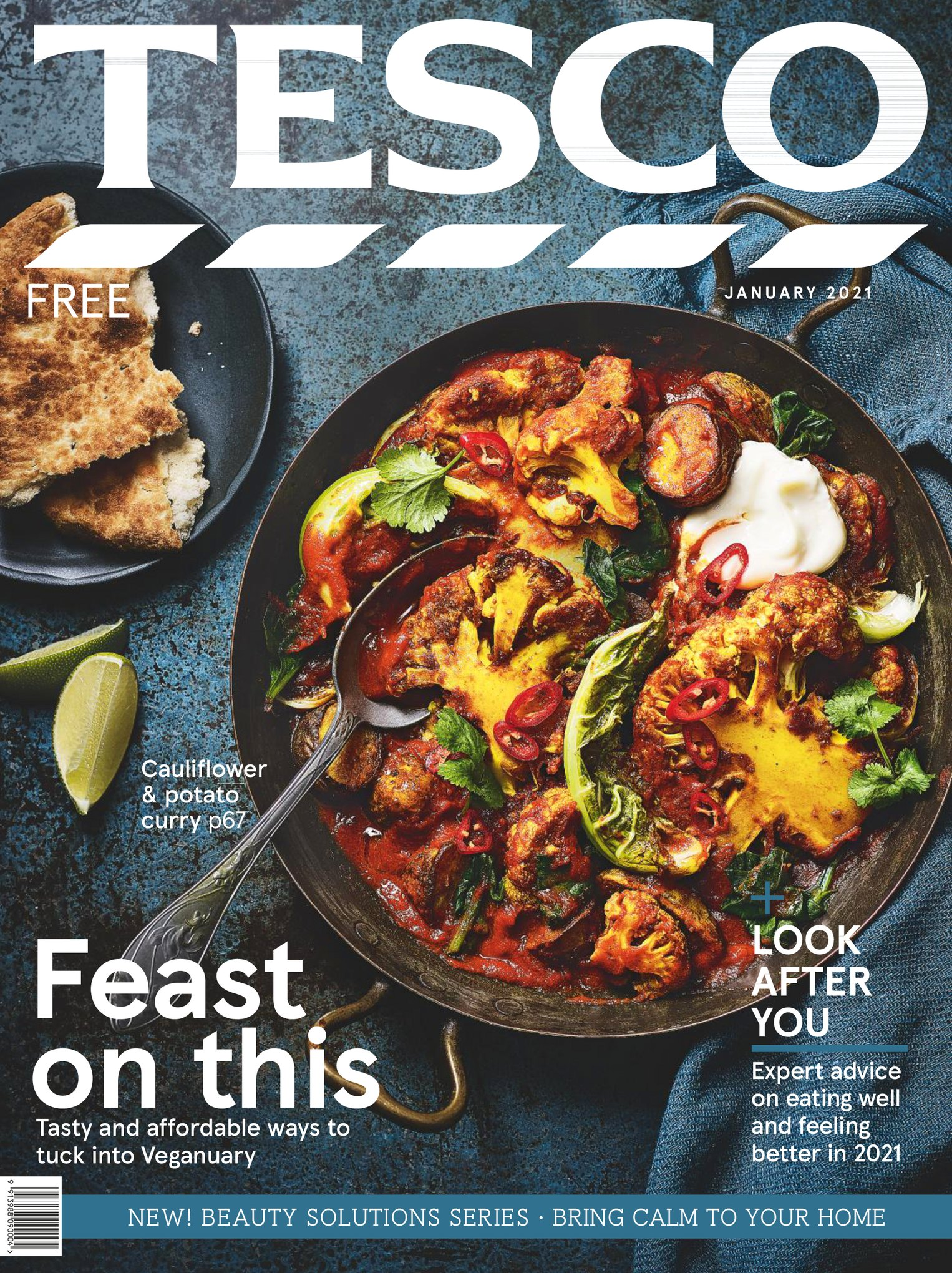 Tesco Magazine Online January 2021
