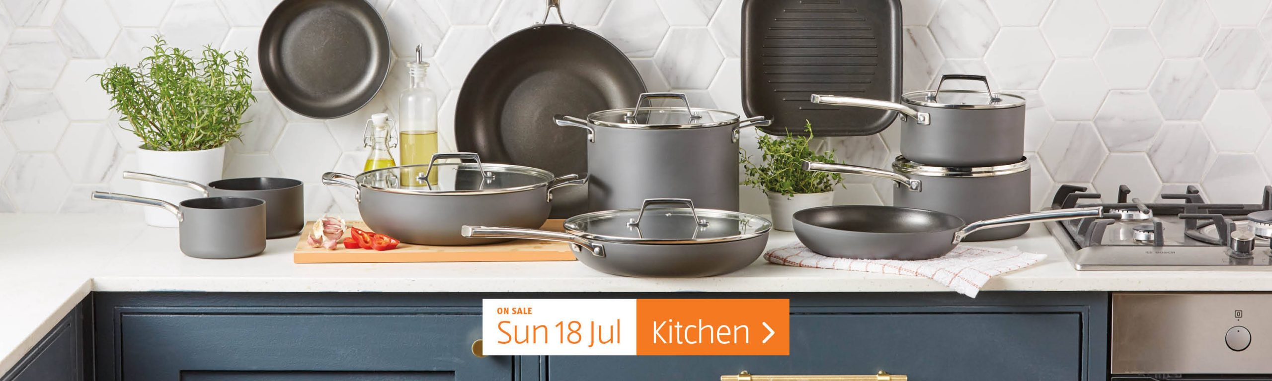 Aldi Special Buys Sunday, 18th July 2021 Kitchen