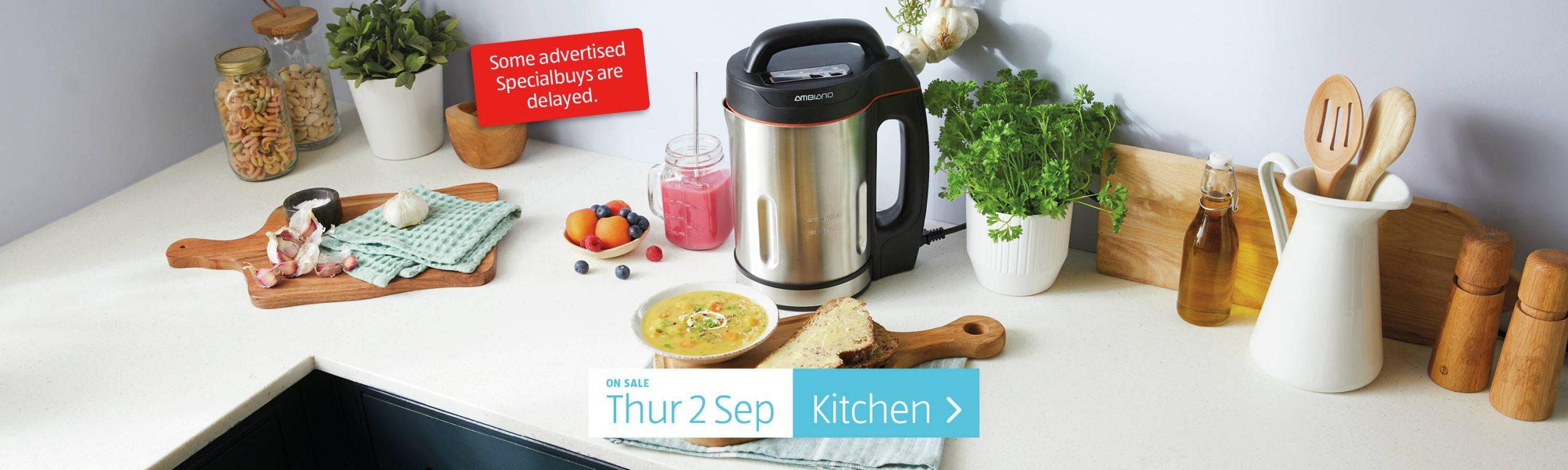 ALDI Thursday Offers 2nd September 2021 ALDI Kitchen