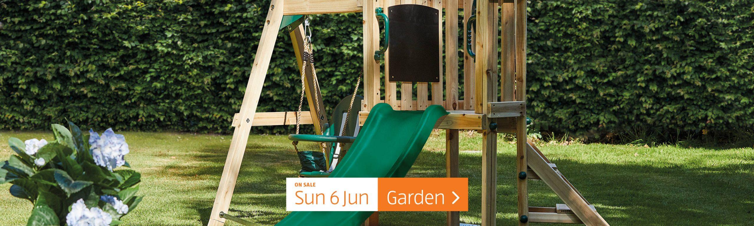 ALDI Sunday Offers Garden 6th June 2021