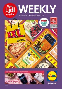 LIDL Offers 20th May - 26th May 2021 LIDL Leaflet Next Week Preview