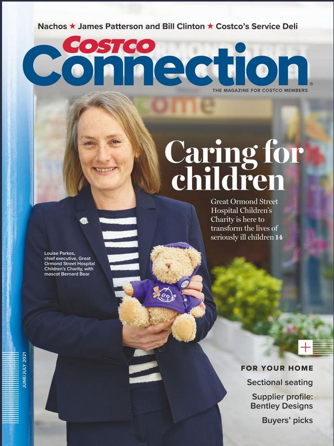 Costco Magazine June / July 2021 The Costco Connection UK