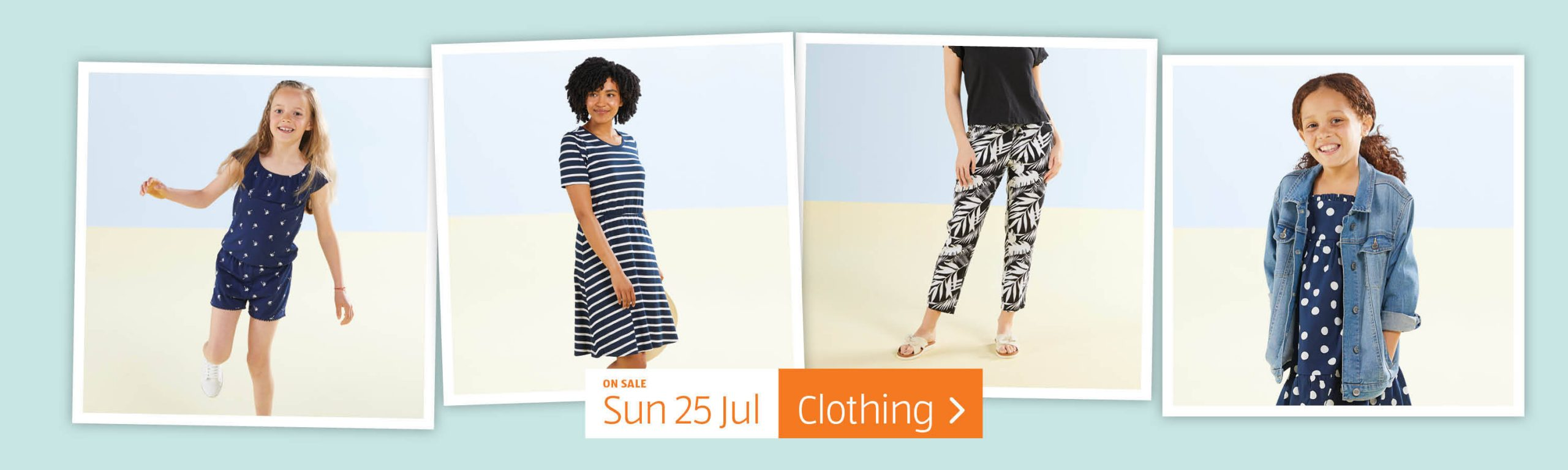 Aldi Clothing Special Buys Sunday, 25th July 2021
