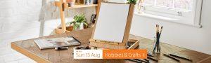 ALDI Hobbies & Crafts 12th September 2021 ALDI Sunday Offers