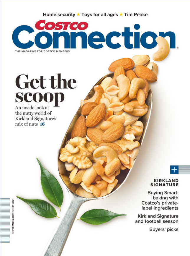 The Costco Connection Magazine September - October 2021
