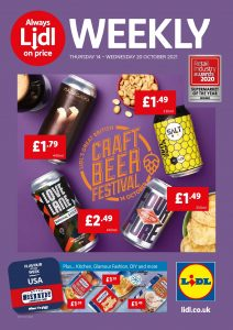 LIDL Offers 14th October to 20th October 2021 Next Week Preview